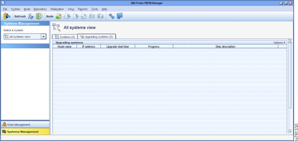 ibm protectier manager 3.1