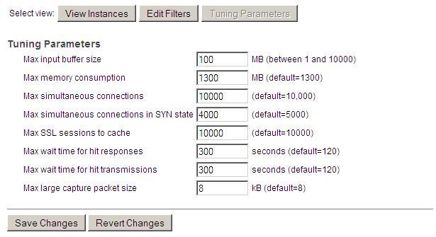 調整パラメーター tuning parameters