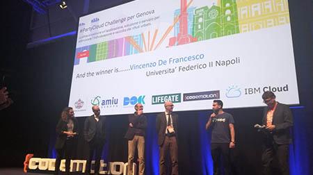 IBM PartyCloud challenge per Genova: l'aiuto arriva da un'altra grande città di mare