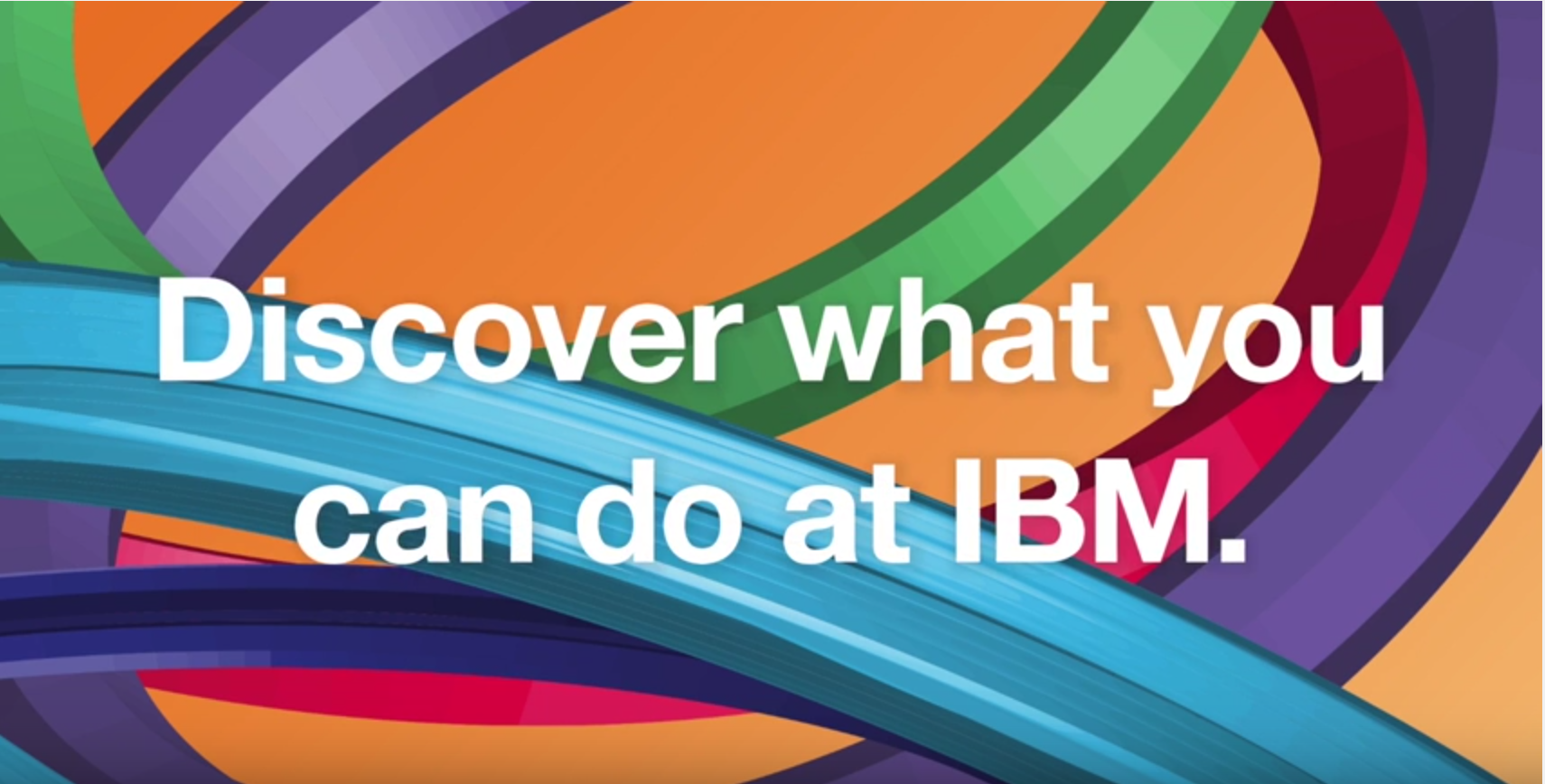 Discover what you can do at IBM