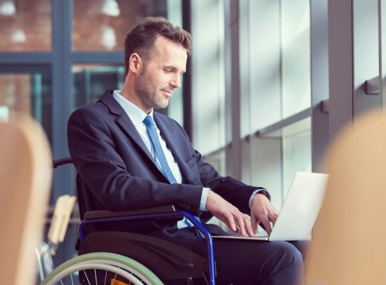 Accessible workplace