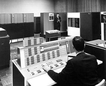 Ibm Archives 7094 Data Processing System