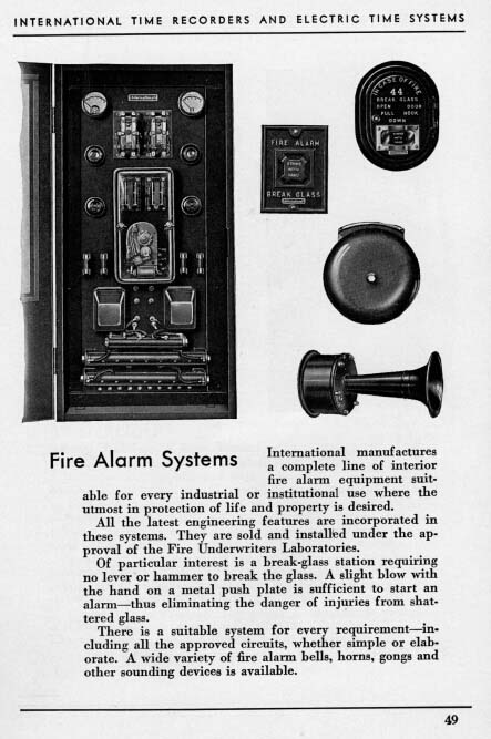 Ibm Archives Fire Alarm Systems