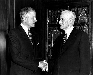 IBM Archives: Watson father and son