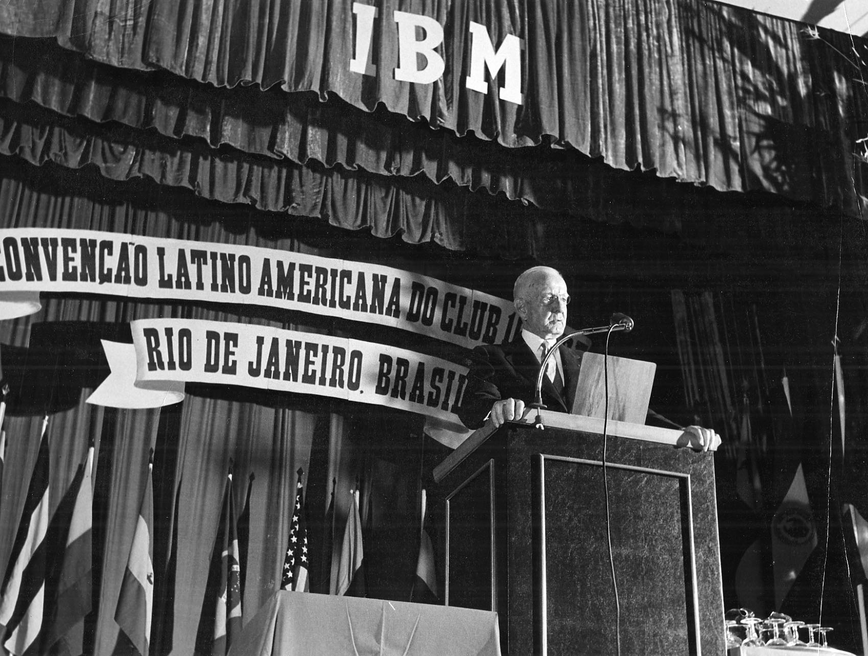 IBM Archives: IBM CEO Thomas J  Watson
