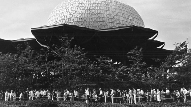 IBM Worlds' Fair Pavillion