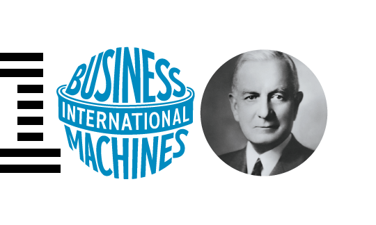 IBM100 The Making of International Business Machines iconic mark