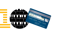 IBM100 Magnetic Stripe Technology iconic mark