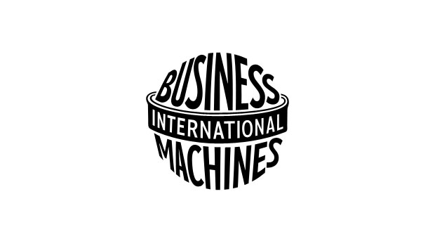 International Business Machines globe logo