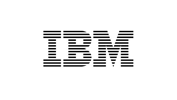 1972 IBM 13-bar logo