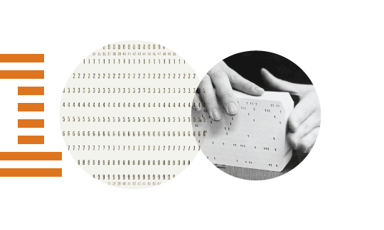 Ibm100 The Ibm Punched Card