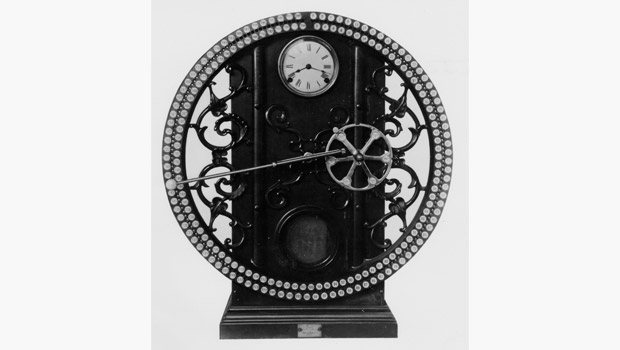 The first dial recorder