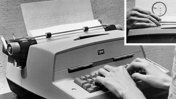 Braille Typewriter