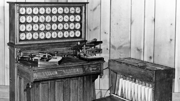 Punched Card Tabulator
