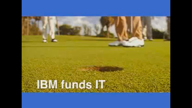 IBM funds IT
