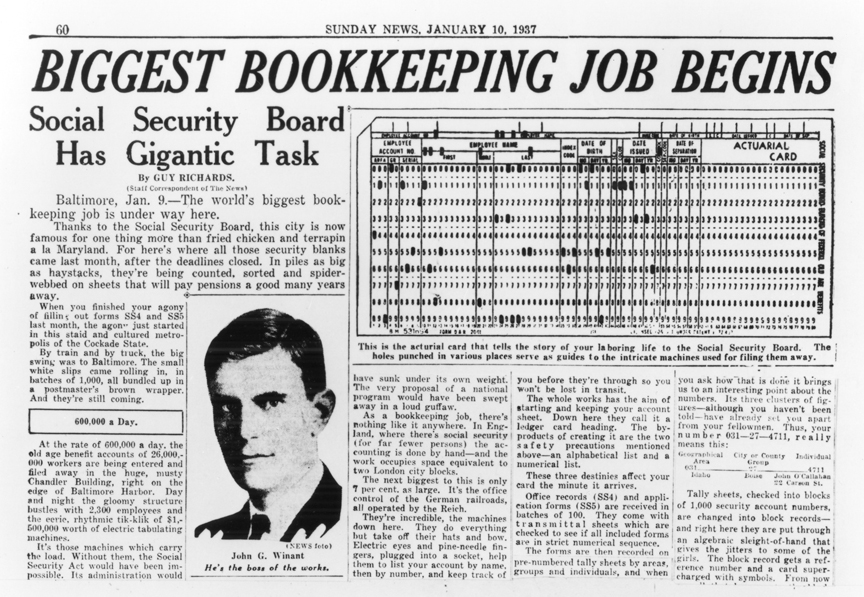 social security act during the great depression