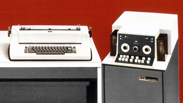The IBM Magnetic Tape Selectric Typewriter