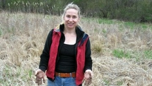 IBM employee Hope Blaythorne working to preserve Primrose Creek