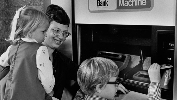 Ibm100 The Automation Of Personal Banking