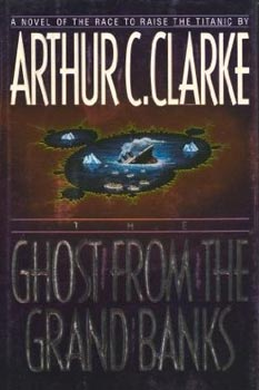 The Ghost from the Grand Banks book cover