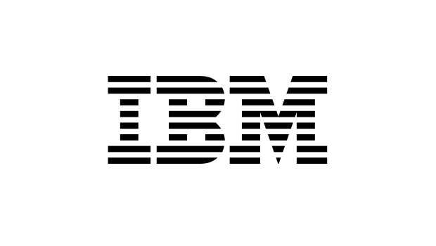 8 Bar IBM logo