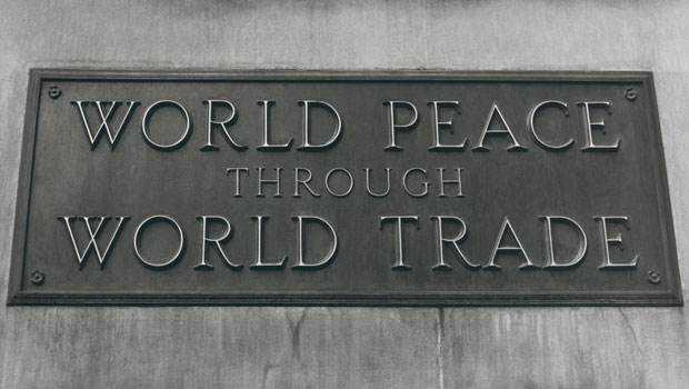 World Peace through World Trade