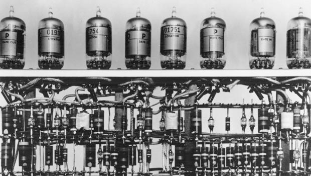 Series of vacuum tubes