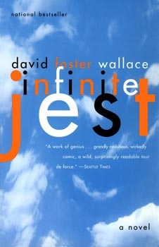 Infinite Jest book cover