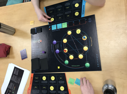 IBM Your First Quantum Board Game - Entanglion - United States