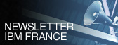 NEWSLETTER IBM FRANCE