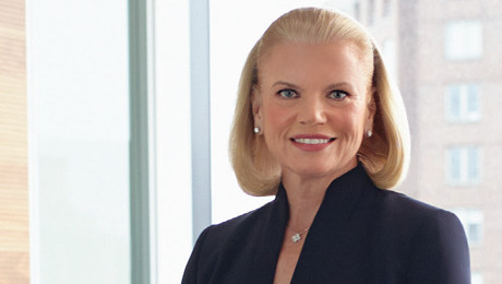 Höheres Management, Ginni Rometty