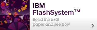 IBM FlashSystems<sup>TM</sup>