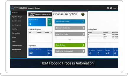 IBM Robotic Process Automation