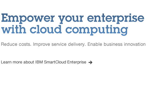 Empower your enterprise with cloud computing
