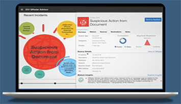 IBM QRadar Advisor with Watson