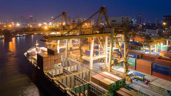 IoT로 스마트해진 로테르담 항구