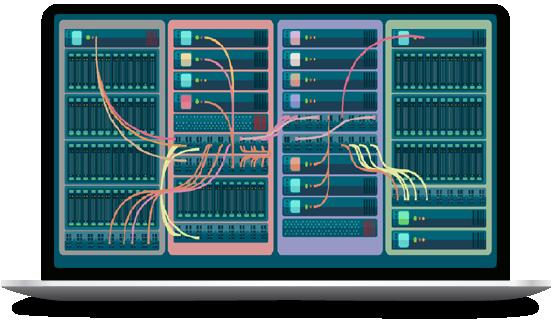 Schermata di Virtual Servers