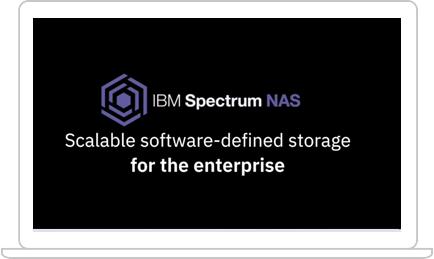 IBM Spectrum NAS