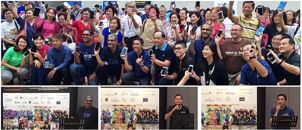 The Singapore South East Community Development Council and IBM Lead Corporate Partner Initiative to Address Social Change