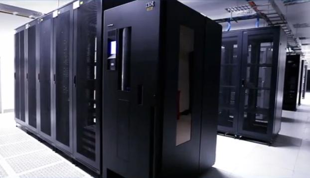 天合光能总部存储系统机房