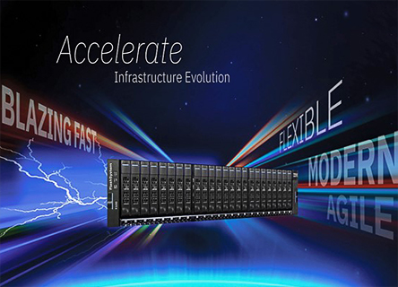 Accelerate Infrastructure Evolution