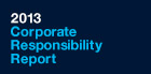 2013 Corporate Responsability Report