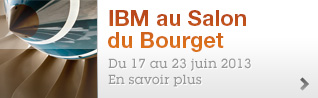 IBM au Salon du Bourget