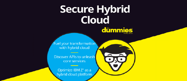 Secure Hybrid Cloud for dummies