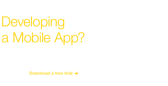 Developing a Mobile App?