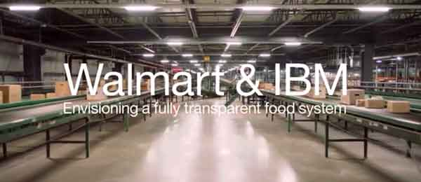 Walmart & IBM