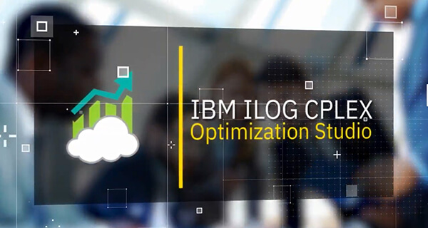 IBM ILOG CPLEX Optimization Studio