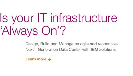 Is your IT infrastructure 'Always On'?