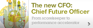 The new CFO: Chief Future Officer