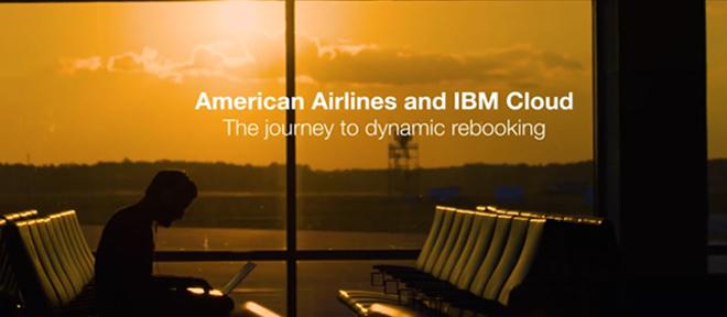 세계 1위 아메리칸 항공, 클라우드 위로 비상하다